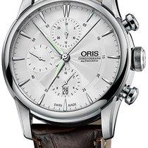 Oris Artelier Chronograph 01 774 7686 4051-07 1 23 73FC nuevo