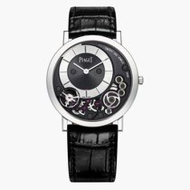 Piaget Altiplano White gold 38mm Black No numerals United States of America, New York, New York