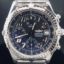Breitling Chronomat Blackbird, Automatic, 40MM, Black Dial, -...