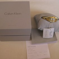 ck Calvin Klein Gold/Steel 59mm Quartz K2C23509 pre-owned