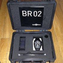 Bell & Ross Acier 44mm Remontage automatique BR02-20-S occasion France, VILLENEUVE LE ROI
