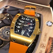 Richard Mille Geelgoud Automatisch RM007 tweedehands