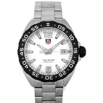 TAG Heuer Formula 1 Quartz Steel 41mm White United States of America, California, San Mateo