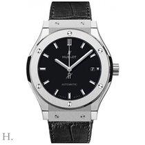 Hublot Classic Fusion 45, 42, 38, 33 mm neu Automatik Uhr mit Original-Box und Original-Papieren 565.NX.1171.LR