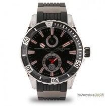 Ulysse Nardin Diver Chronometer 263-10-3/92 Unworn Steel 44mm Automatic UAE, Dubai