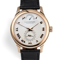 Chopard L.U.C Or rose 43mm Argent