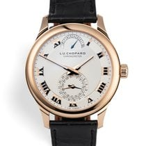 Chopard Or rose 43mm Remontage manuel 161926-5001 occasion