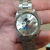 Rolex Steel Manual winding pre-owned