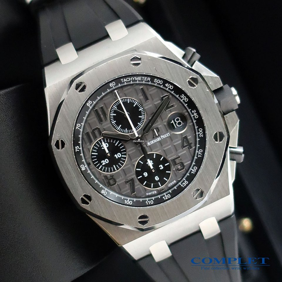 various colors b66b4 29260 Audemars Piguet Royal Oak Offshore Slate Grey Dial Watch
