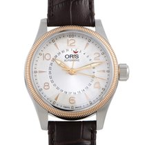 Oris Big Crown Pointer Date new Automatic Watch with original box and original papers 01 754 7679 4361-07 5 20 77FC