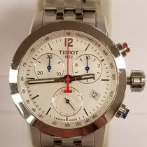 67d55691bc4 Tissot PRC 200 Steel 35mm White United States of America, New York, Brooklyn