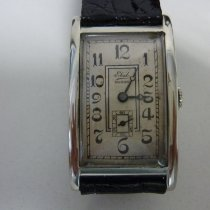 Ebel pre-owned Manual winding 20mm Not water resistant
