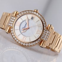 Chopard Imperiale Rose gold 40mm Mother of pearl Roman numerals
