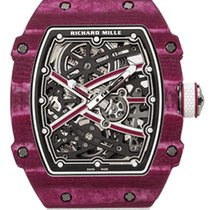 Richard Mille RM 67 40mm Transparent