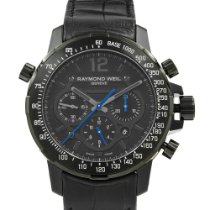Raymond Weil Titanium 46mm Automatic 7810-BSF-05207 new United States of America, New York, NYC