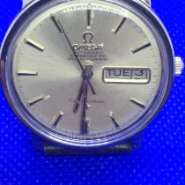 Omega Constellation Day-Date Steel 35.3mm