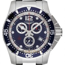 Longines HydroConquest L3.843.4.96.6 2020 new