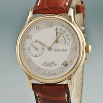Zenith Yellow gold 35mm Manual winding 30.0240.655 pre-owned