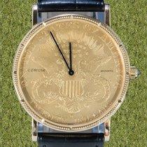 Corum Coin Watch VINTAGE CORUM rabljen