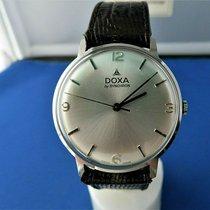 Doxa Silver Manual winding Silver 34mm pre-owned