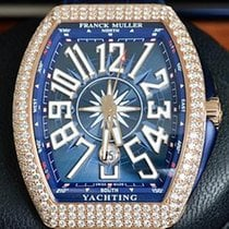 Franck Muller Rose gold 45mm Automatic V 45 SC DT D YACHTING 5N BL new United States of America, Florida, Miami