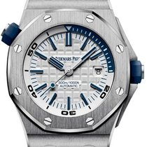 Audemars Piguet Royal Oak Offshore Diver 15710ST.OO.A010CA.01 Новые Сталь 42mm Автоподзавод Россия, Москва