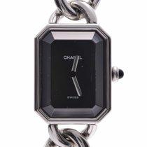Chanel Staal 20mm Quartz tweedehands
