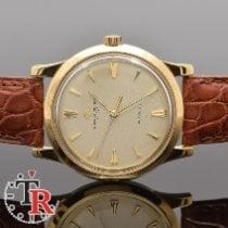 Vacheron Constantin 6038   -   P1019/2 Veldig bra Gult gull 35mm Automatisk