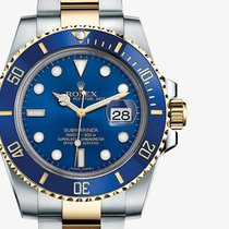 Rolex Submariner Date new 2020 Automatic Watch with original box and original papers 116613LB