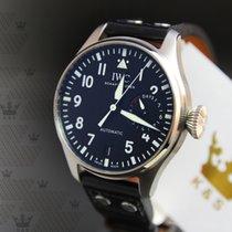 萬國 IWC   IW500912   Big Pilot Black Dial Automatic 7Days