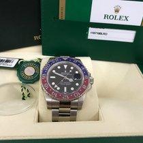 Rolex GMT Master II 116719BLRO Full Set