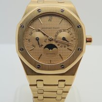 Audemars Piguet Royal Oak 18k Full Yellow Gold Moonphase...
