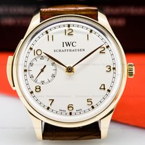IWC IW524202 Portuguese Minute Repeater 18K Rose Gold Limited...