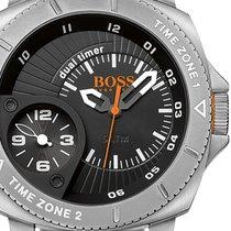Hugo Boss Çelik 50mm Quartz 1513211 yeni