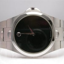 Movado 84.e7.1850 Museum Stainless Steel Quartz 38 Mm Men's Watch