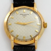 Baume & Mercier Yellow gold 35mm Manual winding pre-owned United States of America, Texas, Houston