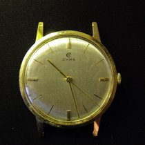 Cyma Yellow gold Manual winding 01-02 pre-owned
