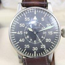 A. Lange & Söhne Beobachtungsuhr FL 23883 mit Zertifikat WWII...