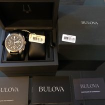 Bulova Special Edition Lunar Pilot Chronograph Watch