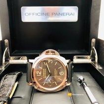 Panerai Luminor Marina 8 Days Rose Gold Box&Documens 2015
