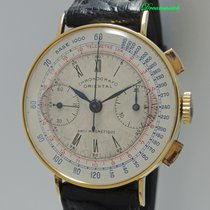 Angelus Yellow gold 36mm Manual winding pre-owned