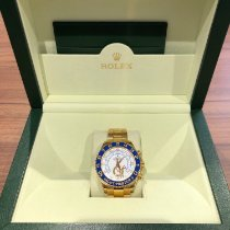 Rolex Yacht-Master II occasion 44mm Or jaune