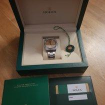 Rolex Oyster Perpetual 36 Acero Árabes España, lleida