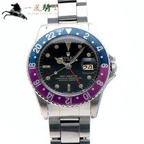 ロレックス 1675 ステンレス GMT マスター 40mm