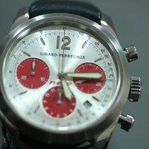 Girard Perregaux Ferrari Steel 40mm Arabic numerals