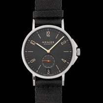 NOMOS Ahoi Atlantik Datum new 2020 Automatic Watch with original box and original papers 553