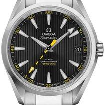 Omega Acero 41.5mm Automático 23110422101002 nuevo