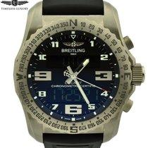 Breitling Cockpit B50 new 2019 Quartz Watch with original box and original papers EB501022/BD40