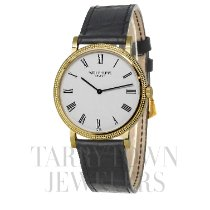 Patek Philippe Calatrava Yellow gold 35mm White Roman numerals United States of America, New York, Hartsdale