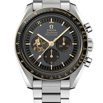 Omega Speedmaster Steel 42mm Black United States of America, Iowa, Des Moines